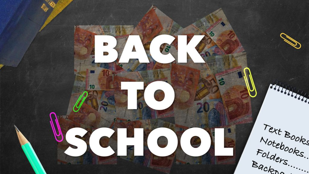 Back to School Expenses